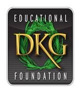 DKG Foundation logo for jenn's webpage