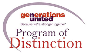 Generations United Program of DistinctionLogo