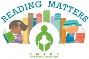 SMART Reading Matters Logo