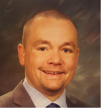 Photo of Principal Creighton Helms